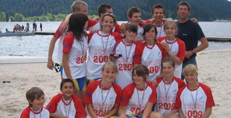 Collège George Sand, Champion de France UNSS 2009